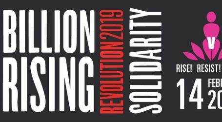 VIDEO: Već petu godinu zaredom u Rijeci se održava akcija 'One Billion Rising'