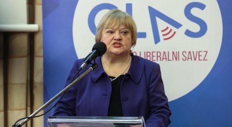Mrak Taritaš pozvala zastupnike da osude Bandićevu izjavu o 'žetončićima'