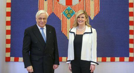 Grčka podupire ulazak Hrvatske u schengenski prostor i eurozonu