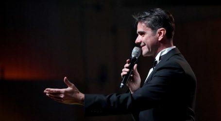 Stipaničev pjeva Vicu Vukova za Hrvatsku ligu protiv raka