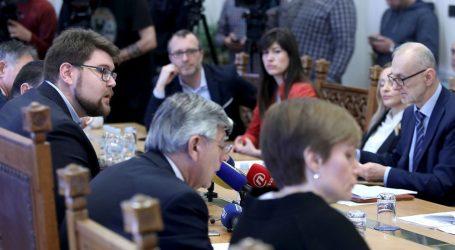 ODBOR Nisu ispunjene pretpostavke za raspisivanje referenduma