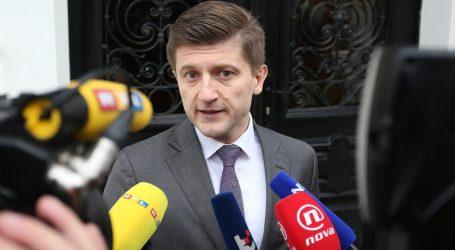 """MARIĆ """"Vlada je očekivala usporavanje rasta gospodarstva"""""""