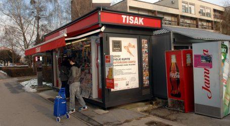 Hrvatska pošta kupuje Tisak?