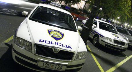 Pijan bježao policiji, prošao kroz 6 crvenih na semaforu