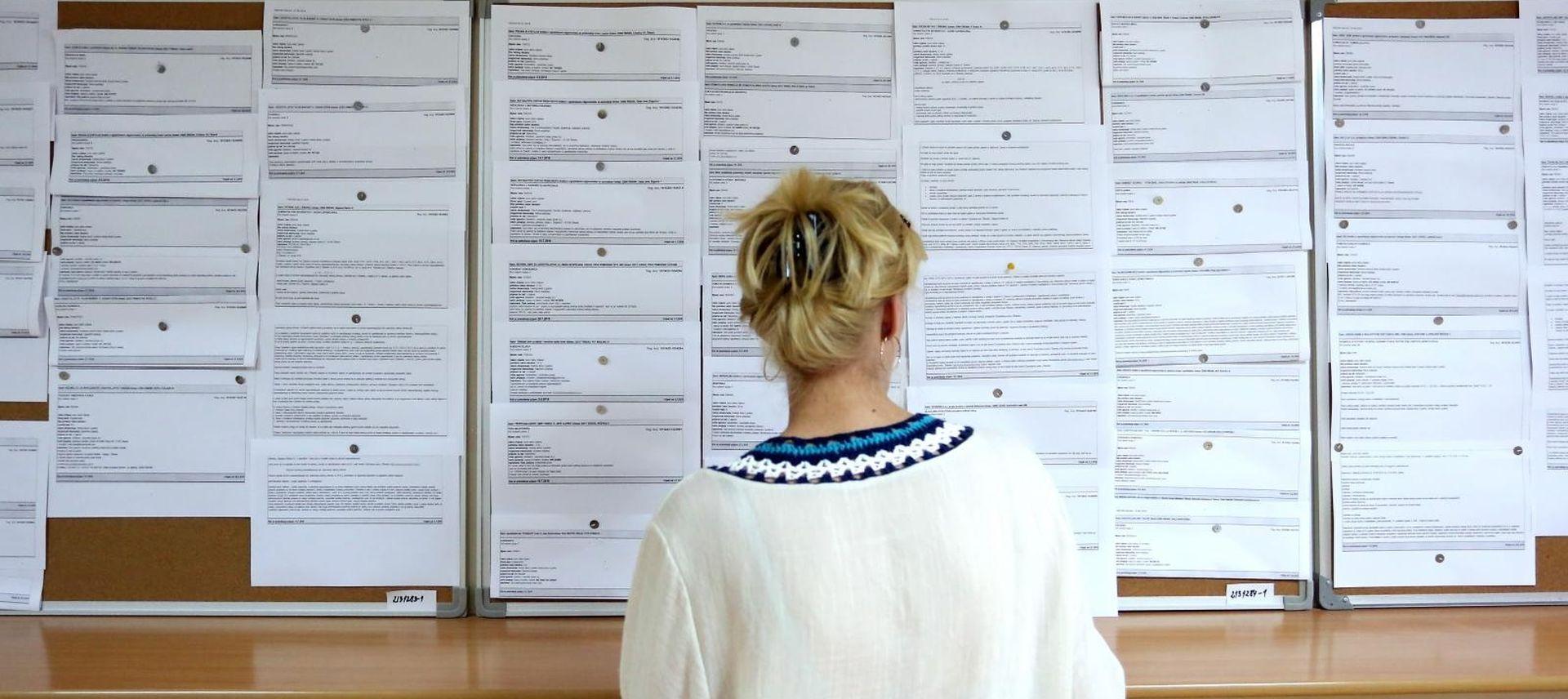 EUROSTAT Stopa nezaposlenosti u Hrvatskoj blago pala