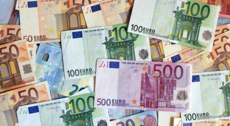 U prvoj ovogodišnjoj intervenciji HNB otkupio od banaka 450 mln eura