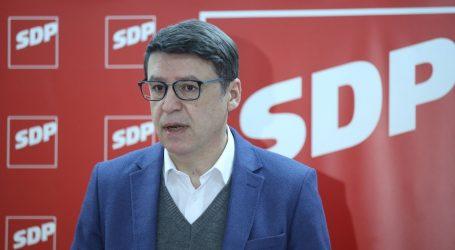 """JOVANOVIĆ """"Fašistima nije mjesto u Europskom parlamentu"""""""