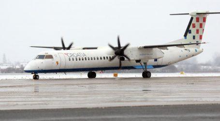 Croatia Airlines ove godine očekuje 5 posto više putnika