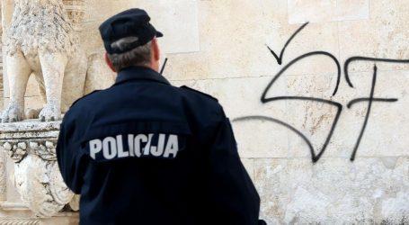 Išarana šibenska katedrala, policija će podnijeti prijavu