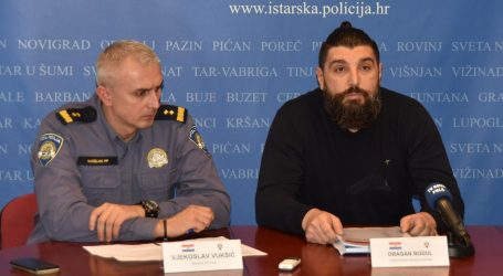 Uhićeni istarski lopovi osumnjičeni za čak 42 kaznena djela