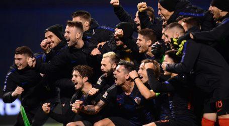 FIFA LJESTVICA Hrvatska zadržala četvrto mjesto, Belgija vodeća