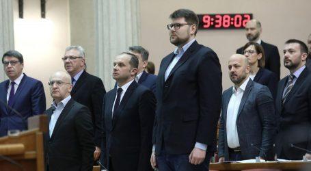 """Klub zastupnika SDP-a izglasao ukidanje suspenzije """"četvorki"""""""