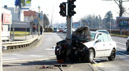 Vozaču koji je prouzročio nesreću na Aleji Bologne izmjereno 3,4 promila alkohola