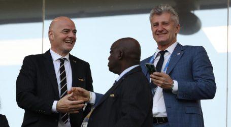 Infantino jedini kandidat za predsjednika FIFA-e