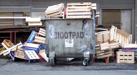 U Zagrebu se od sljedećeg tjedna uvodi odvajanje biootpada