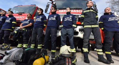 Vatrogasci prodaju imovinu da bi pomogli Frani Lučiću