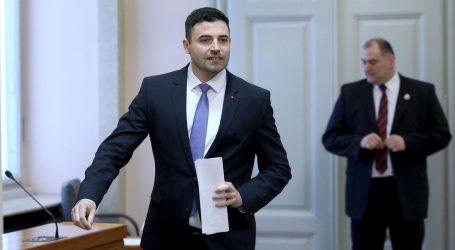 PRISTALA Holy na SDP-ovoj listi za europske izbore
