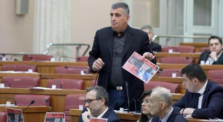 Zastupnici Mosta s Nacionalom protiv Zakona o privatizaciji Ine