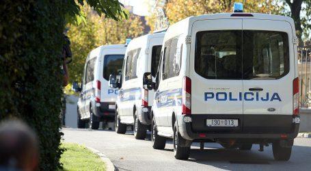 VELIKA POLICIJSKA AKCIJA Pretresi i uhićenja u Zagrebu
