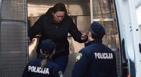 UBOJSTVO SESTRE Smiljana Srnec ispitana, čeka se odluka o pritvoru