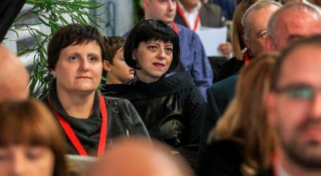 Bernardić ponudio Holy mjesto na listi za EP