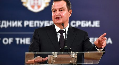 Dačić najavio prosvjednu notu zbog napada na vaterpoliste Zvezde