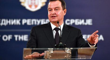 Dačić ne želi zaoštravanje odnosa s Hrvatskom