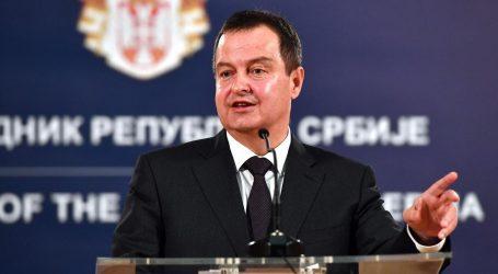 Dačić opet govorio o Jasenovcu