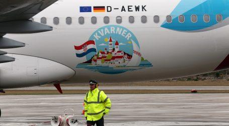 Zračna luka Rijeka u 2018. rekordna, i ove godine očekuju rast