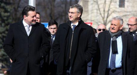 """PLENKOVIĆ """"HDZ je učinio najviše za hrvatsku samostalnost i slobodu"""""""