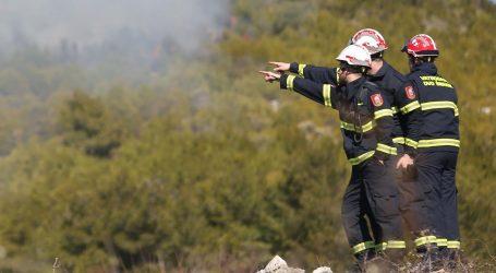 Buran vikend za gotovo 2000 vatrogasaca; još gori kod Medaka