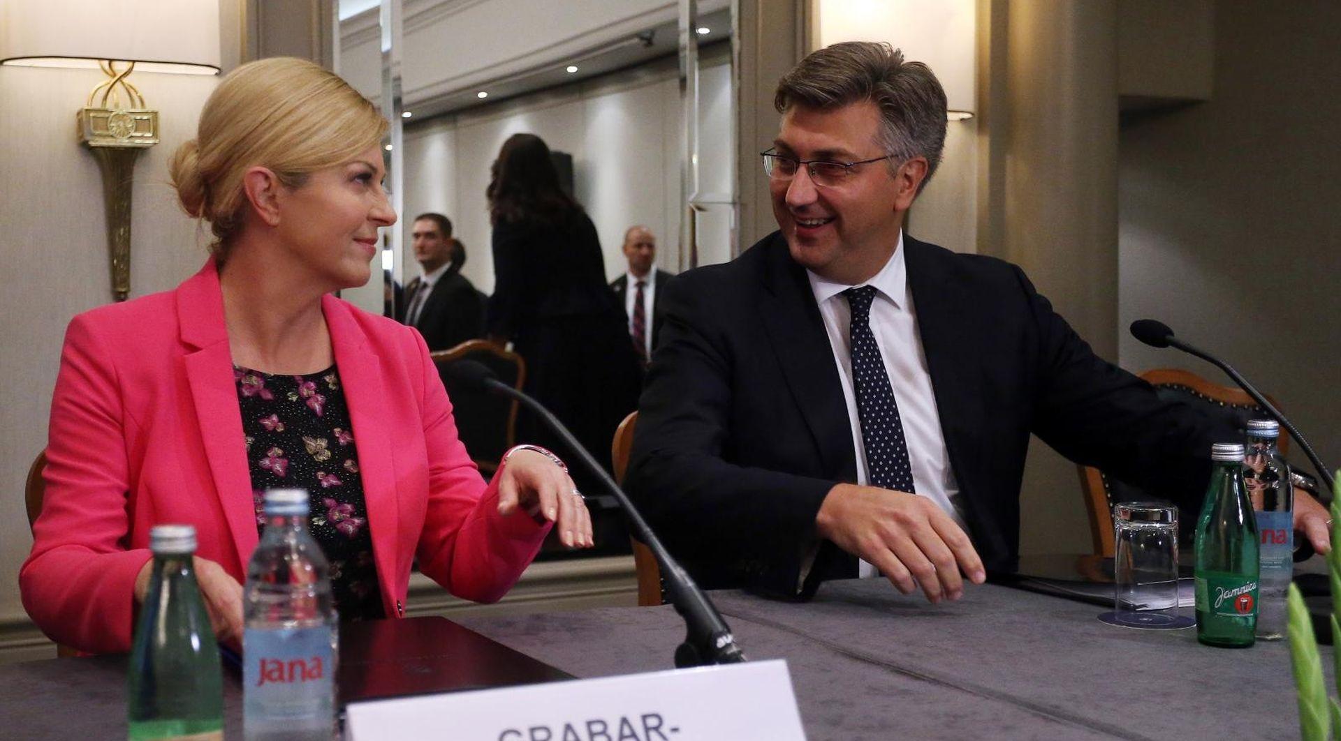 CROELECTO Plenković prvi put najpozitivniji političar