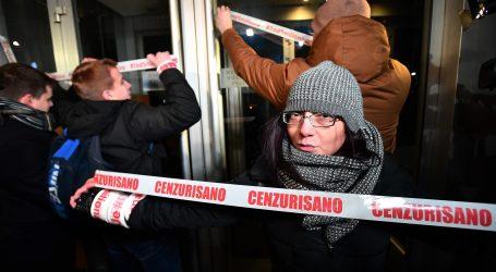Deveti prosvjedni mimohod u Beogradu, prosvjedi se proširili i na ostale gradove