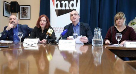 """HND """"Na djelu je neviđeni progon novinara i medija"""""""