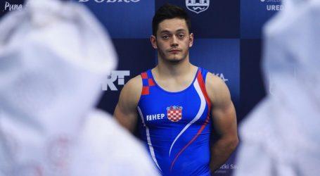 GIMNASTIKA Tin Srbić sedmi na Svjetskom kupu u Melbourneu
