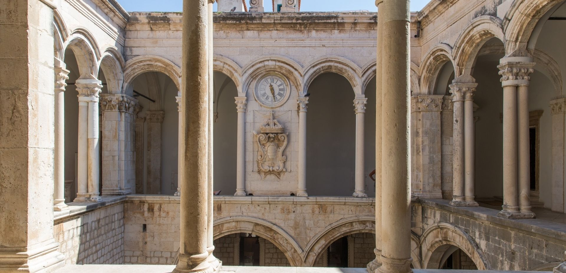 Sjednica Vlade u Kneževom dvoru u Dubrovniku