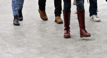 Varaždinka pala na ledu, Grad joj mora platiti 80 tisuća kuna