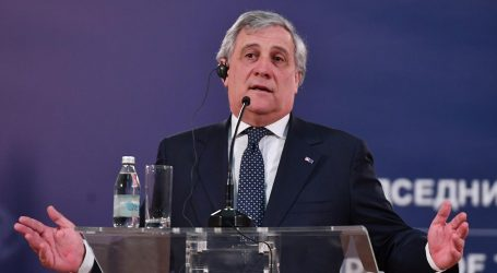 Tajani poslao pismo isprike i Ceraru