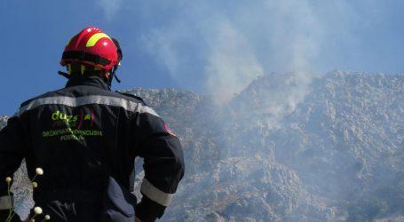 Lokaliziran požar kod Omiša