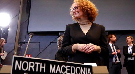 Ministrica obrane Sjeverne Makedonije glavna zvijezda NATO summita