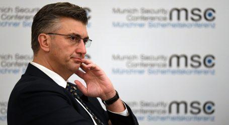 Plenković ponovio da je model reintegracije hrvatskog Podunavlja primjenjiv na Ukrajinu i Gruziju
