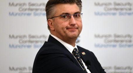 Plenković Hrvatima u Muenchenu govorio o prednostima članstva u EU-u