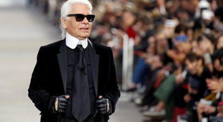 Preminuo slavni dizajner Karl Lagerfeld