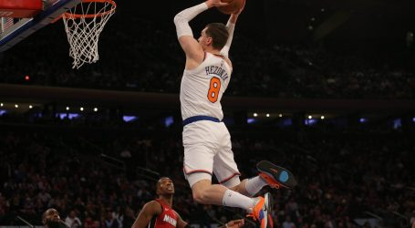 NBA New York izgubio, Hezonja ubacio deset koševa