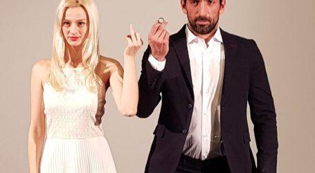 Glumica Petra Kurtela i Slavko Sobin o bračnim i životnim preprekama