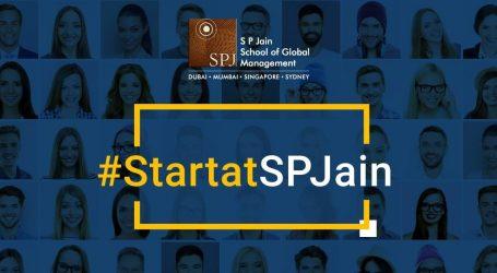 S P Jain School of Global Management dodjeljuje školarine za poslijediplomske studije