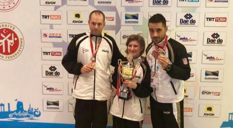 Sjajan uspjeh na Svjetskom Para Taekwondo prvenstvu