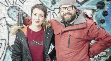 'O grafitima, uličnoj umjetnosti kojoj raste cijena, treba učiti djecu'