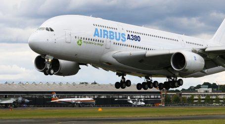 Airbus zaustavlja proizvodnju najvećeg zrakoplova A380