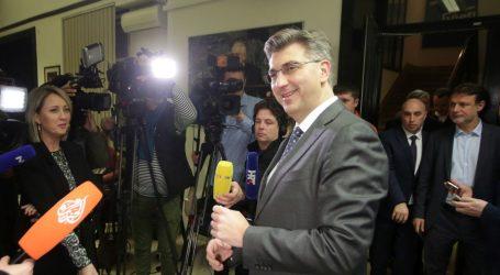 """PLENKOVIĆ """"I dalje smatramo da je Tajanijeva izjava bila neprihvatljiva"""""""